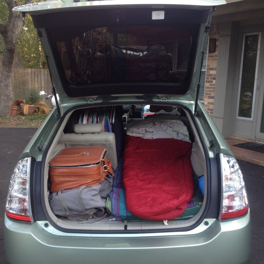 Once The Bed And Closet Were Installed, The Idea Of Living Out Of My Car, I  Thought Might Actually Be Plausible. Many Details Still Needed To Be Worked  Out, ...