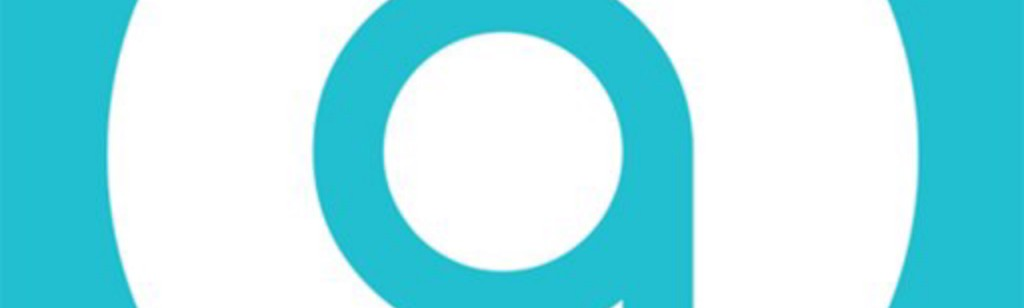 The Aira logo: a light blue, lower case sanserif letter a surrounded by a white circle.
