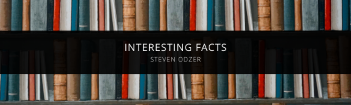 Steven Odzer cover photo