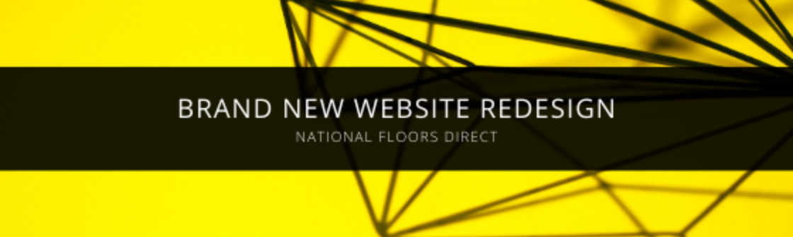 National Floors Direct brand new website redesign