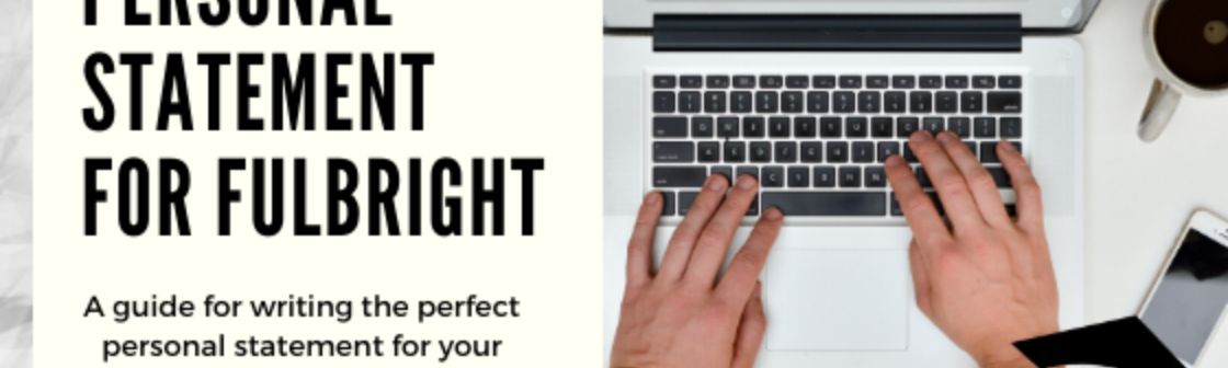 Writing Personal Statement for Fulbright