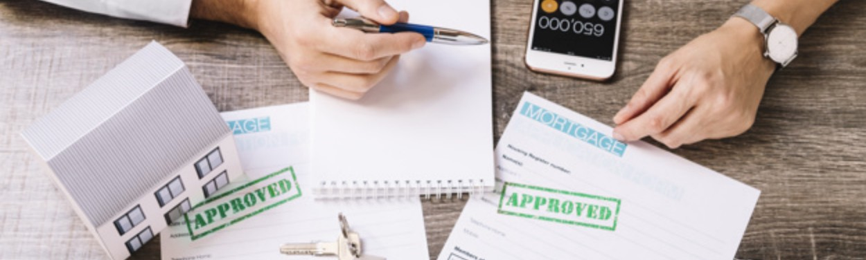 loan application process with OCR