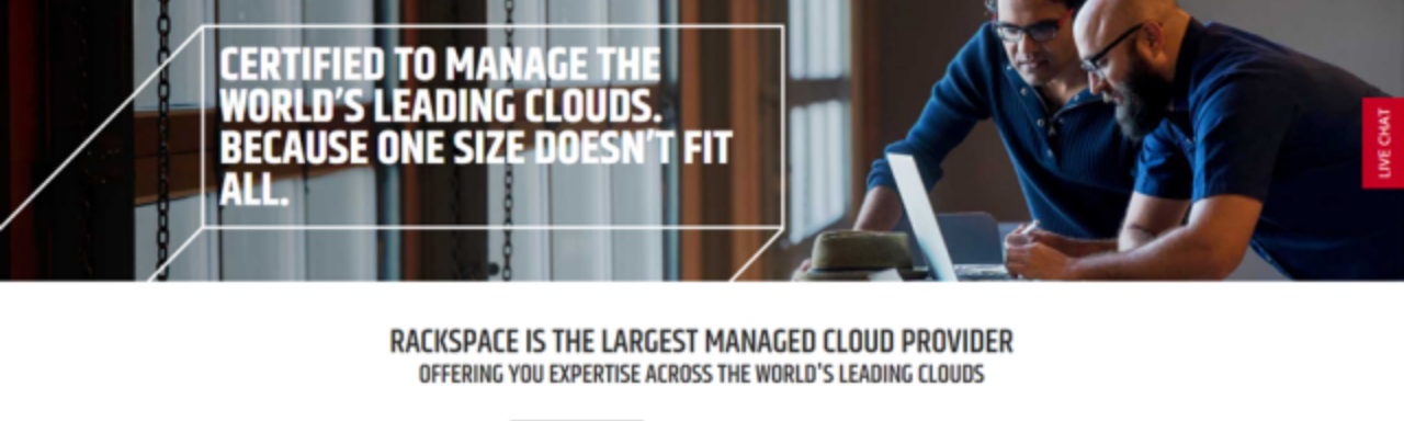 Rackspace Review Are These The Best Managed Cloud Services