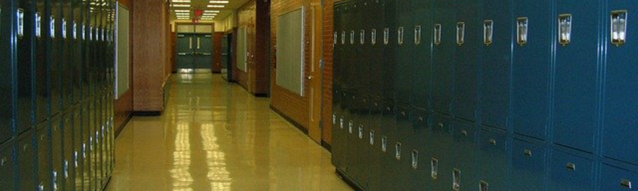 High school hallways bring back memories