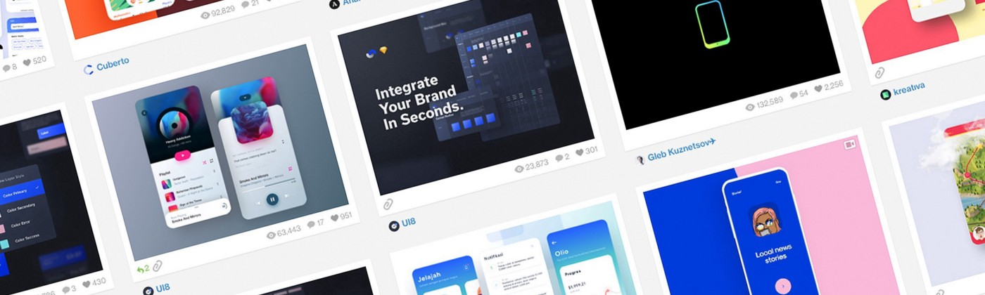 Mobile App Projects on Dribbble