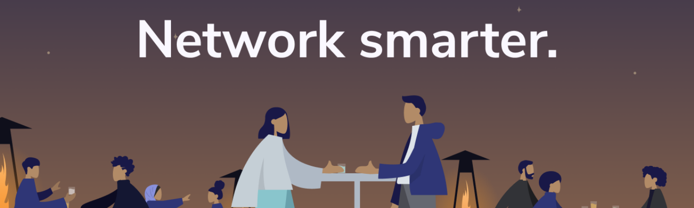 HiHello—Network Smarter with Digital Business Cards and the best (human verified!) Business Card Scanner & Follow-up tools.