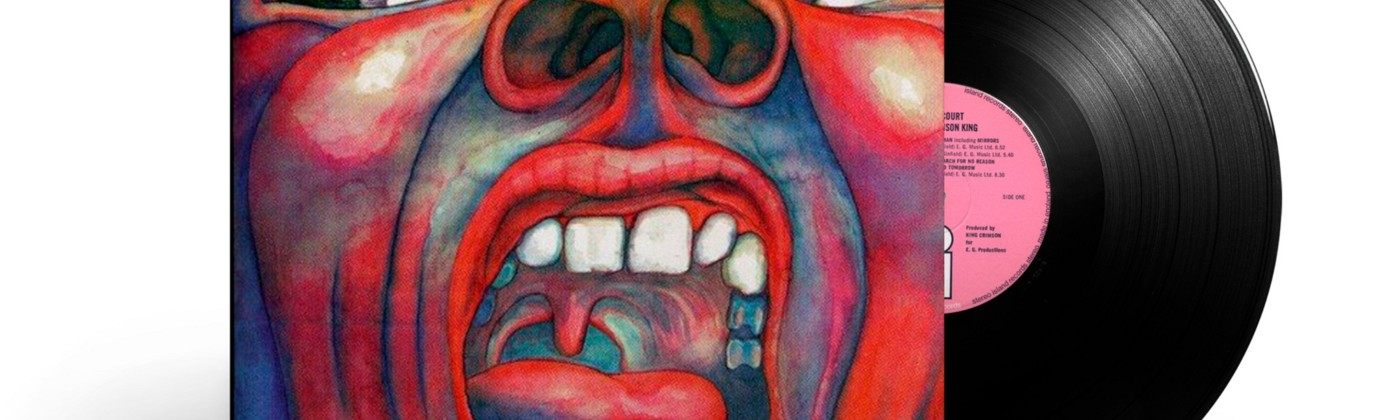King Crimson — In the court of the Crimson King (1969)