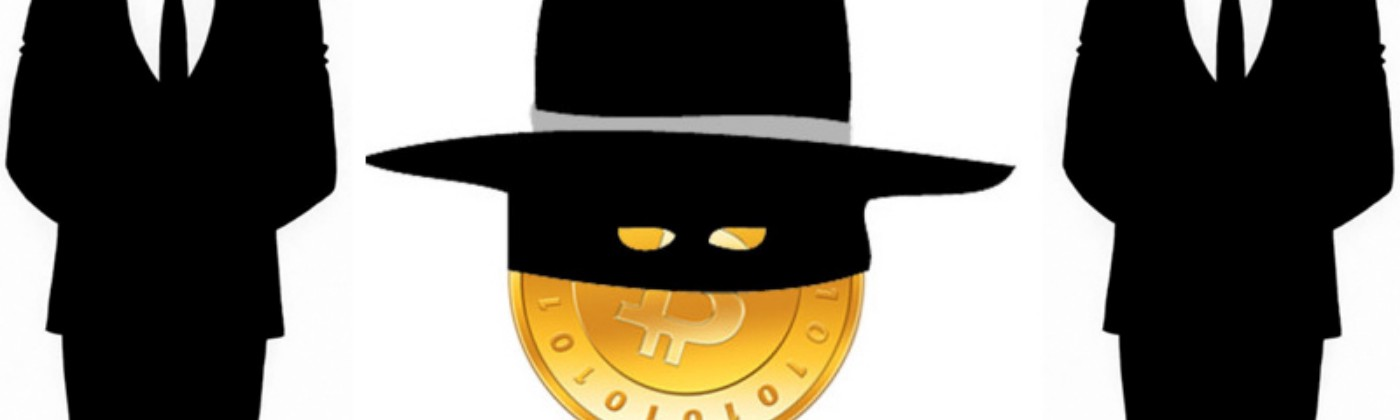 Anonymity of cryptocurrencies and Bitcoin