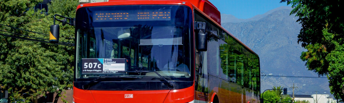 Photo of electric bus