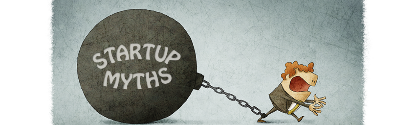 startup beyond the myths to the reality of starting a company