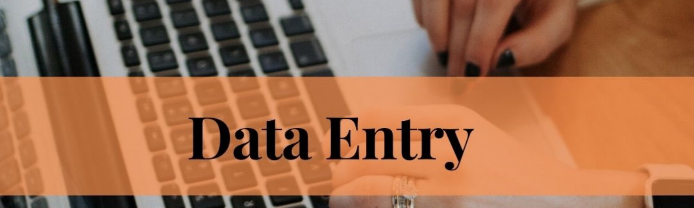 Know About When Looking For Data Entry Job