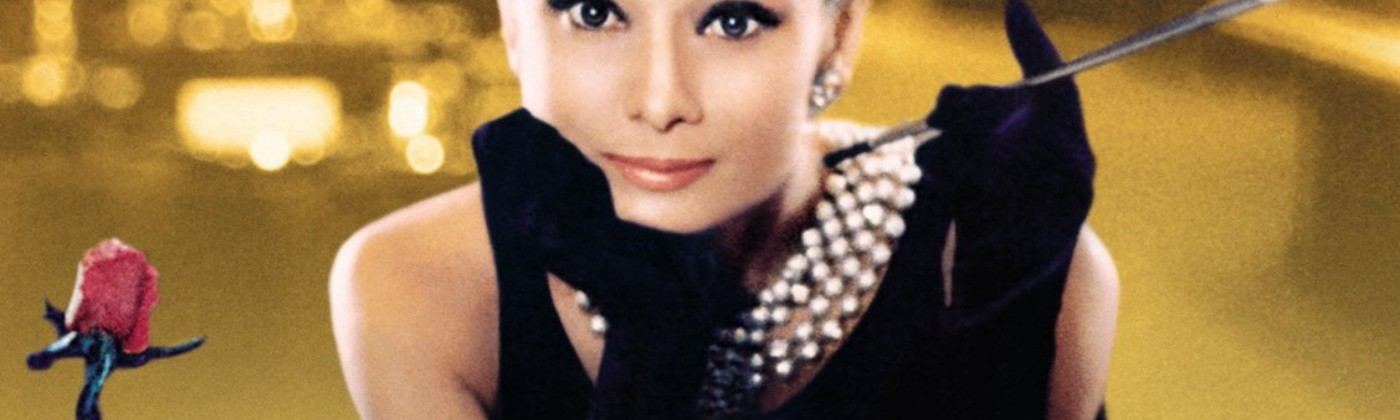 Lily Yang's Audrey Hepurn in Breakfast at Tiffanys
