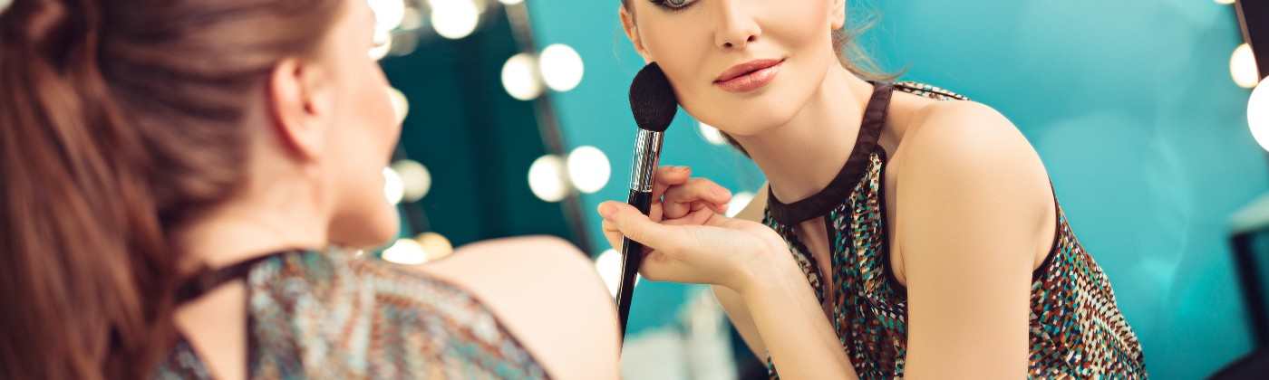 Boost your confidence and love yourself a little more by putting on your makeup