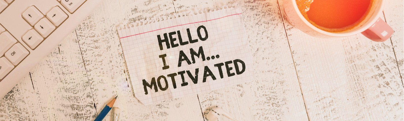how to stay motivated as a writer