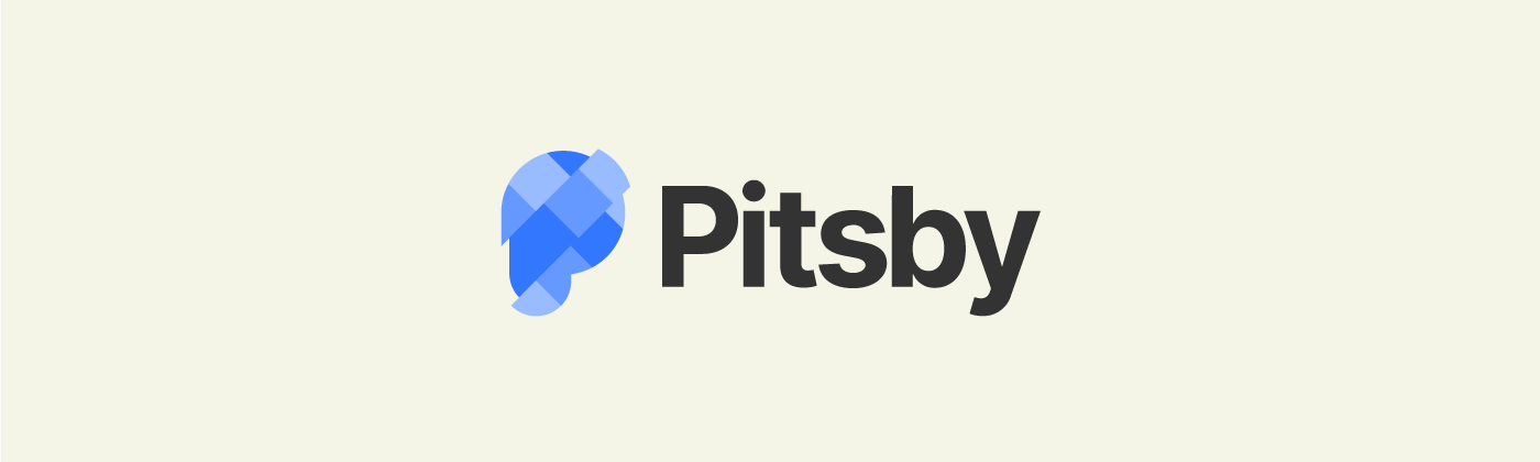 Pitsby's logotype