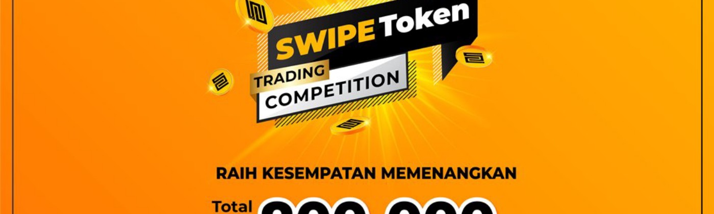 Tokocrypto SWIPE Trading Competition
