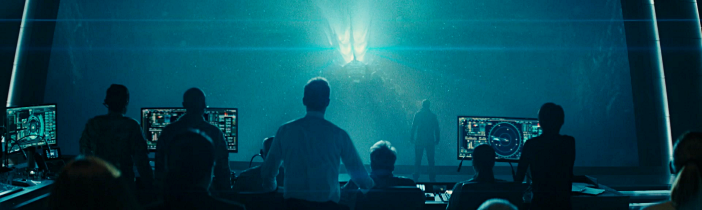 King of the Monsters sees man and monster working together in a thematic juxtaposition similar to 'Godzilla: The Series'.