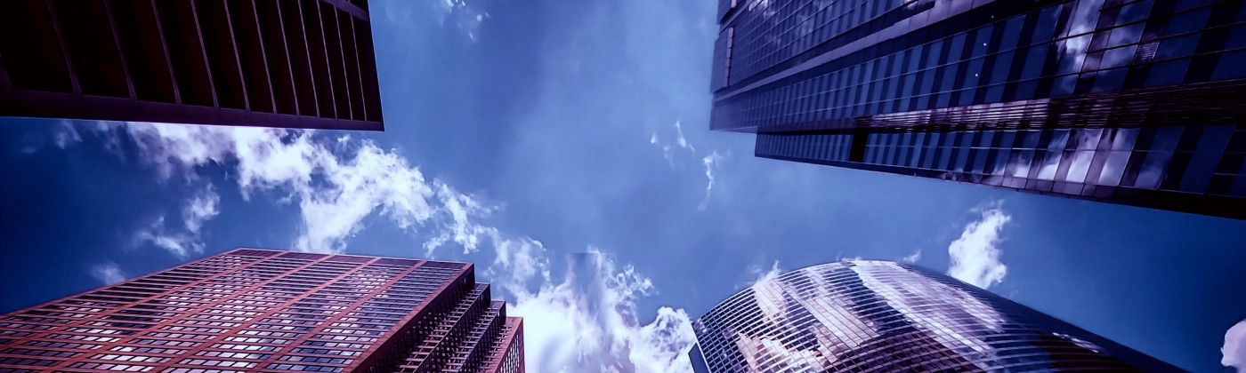 Big monolithic tall buildings