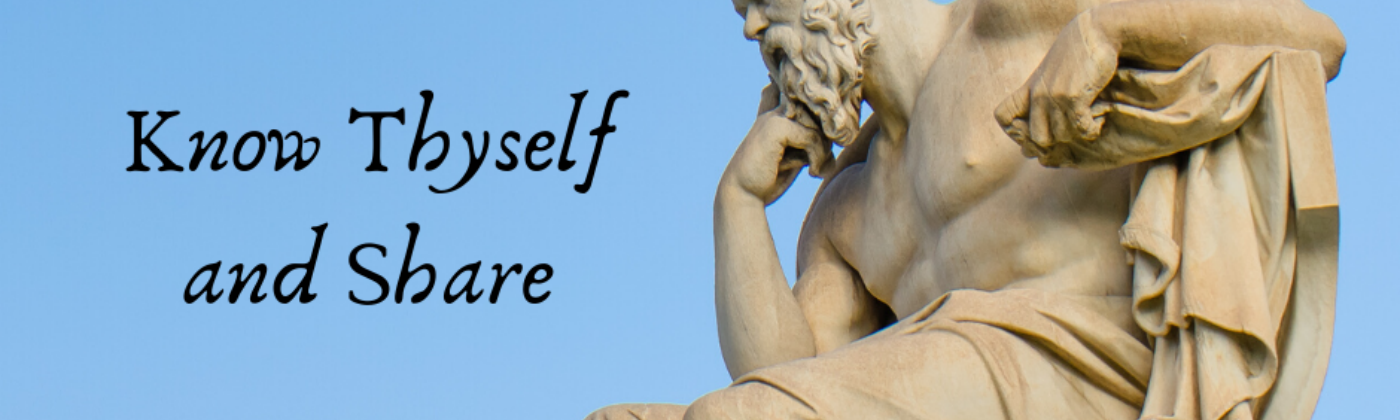 The 10,000 Socrates Project — Know Thyself and Share