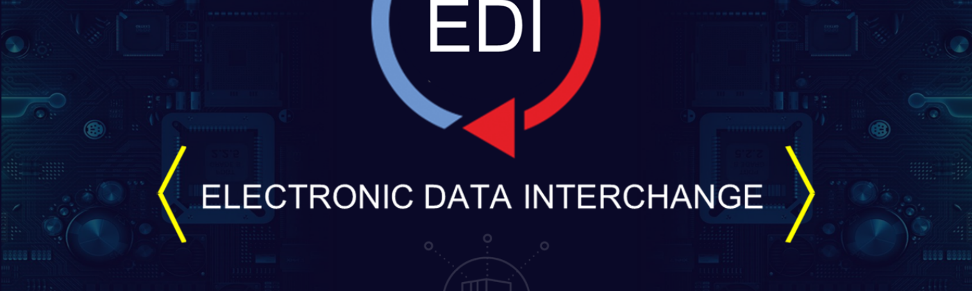 What are EDIs and why are they important for efficient supply chains?