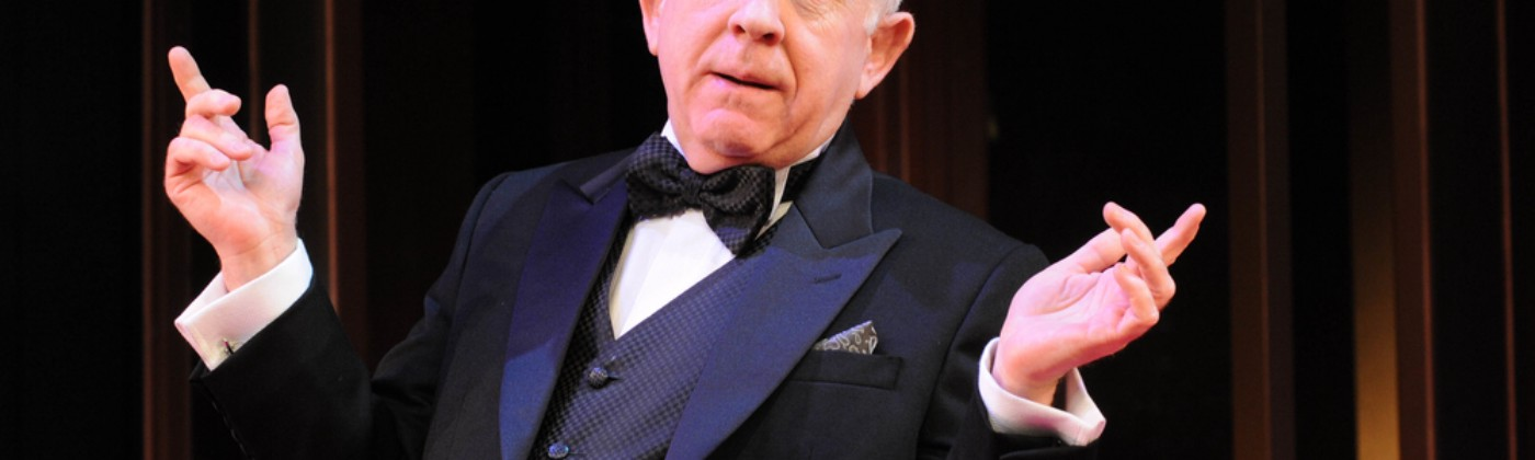 "Leslie Jordan performs his one-man show, ""My Trip Down the Pink Carpet"" in 2011."