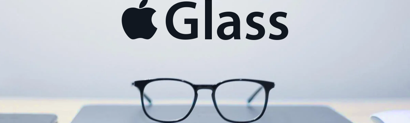 Apple Glasses concept image by MacRumors.