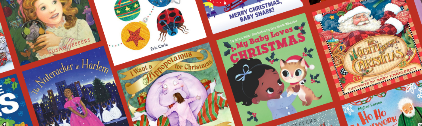 64 christmas books for children