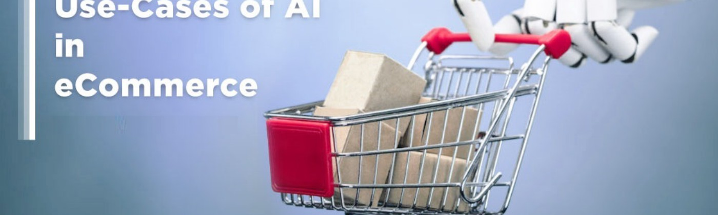 Applications of AI in eCommerce