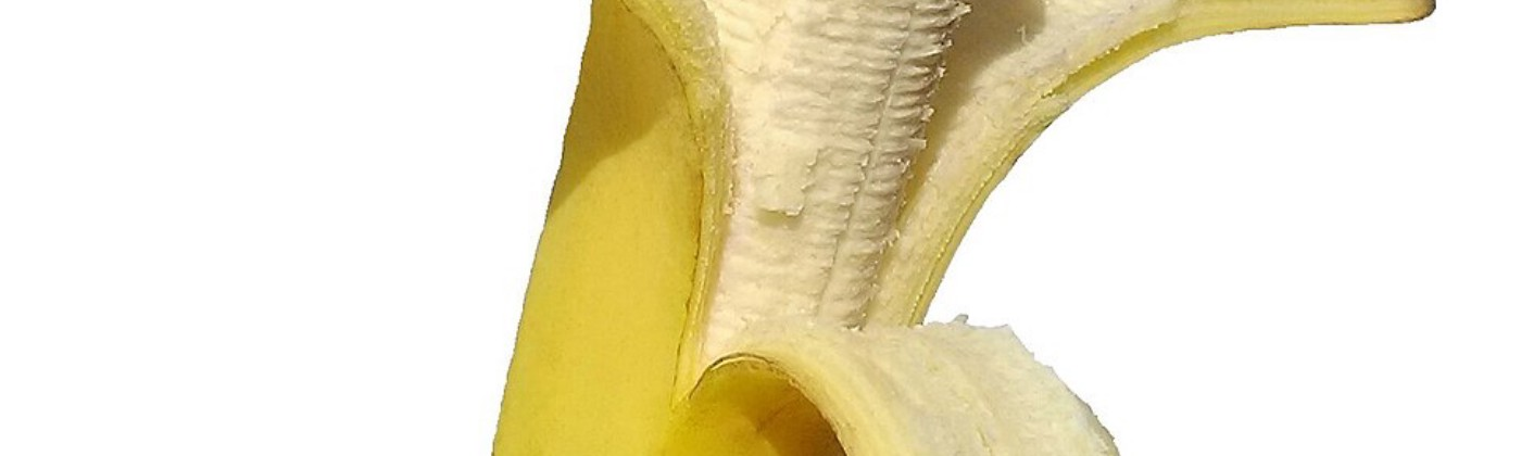 wikimedia commons image from https://commons.wikimedia.org/wiki/Banana#/media/File:Banana_on_whitebackground.jpg
