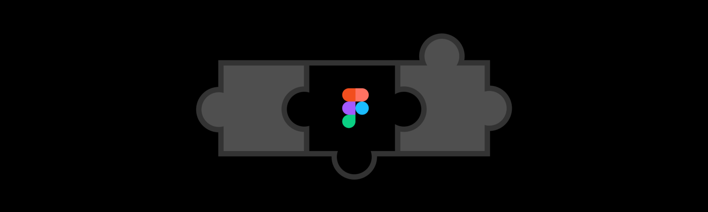Cover photo: a jigsaw puzzle with Figma's logo in it