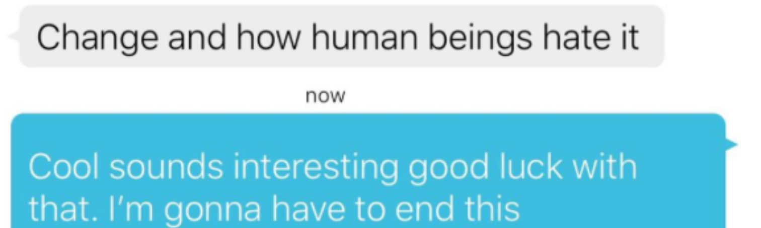 How To Have A Conversation On A Dating App (Hint: It's Not