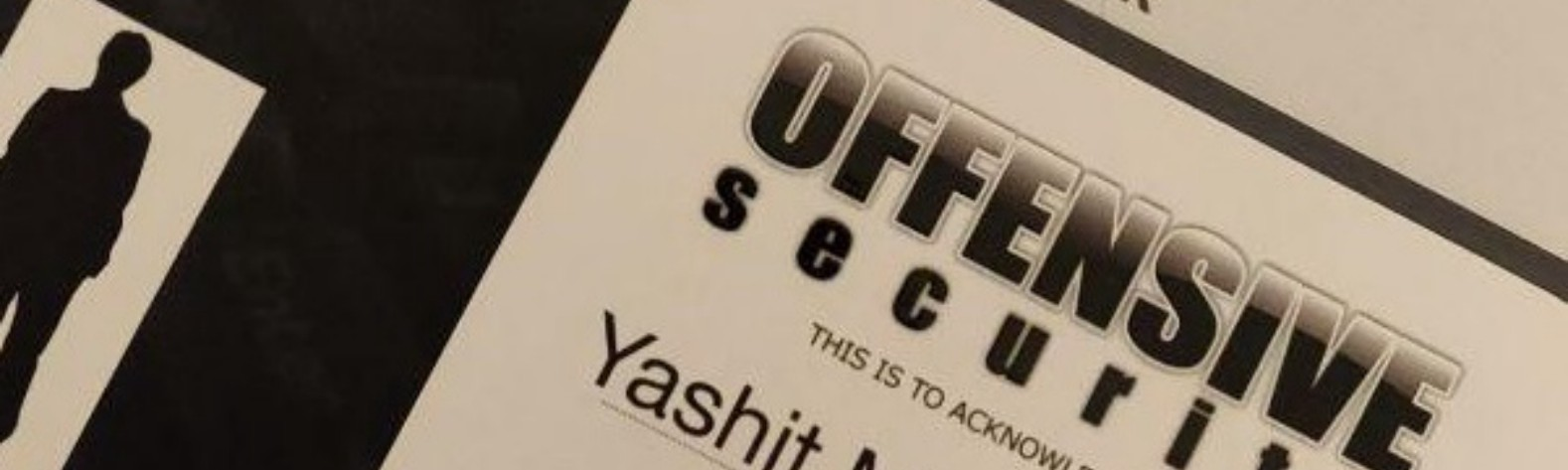 My experience with the OSCP Certification - Yashit