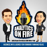 Analytics on Fire