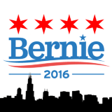 Chicago For Bernie