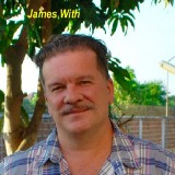 JAMES WITH