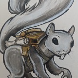 The Adventures of Silver Squirrel