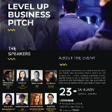 Level Up Business Pitch by Venture Capital Network & Fvtura