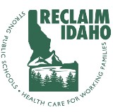 Reclaim Idaho Blog