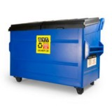 Dumpster Service and Garb