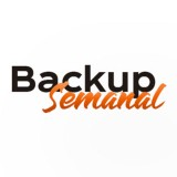 #BackupSemanal