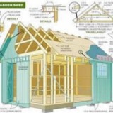 A beginners Guide To Shedbuilding:Shed building Plans