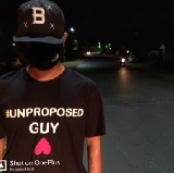 The Unproposed Guy
