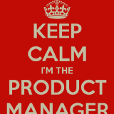 I want to be a Product Manager when I grow up
