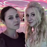 Lena and Oxana from Cyber Studio