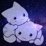 Happy Space Cats