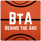 behind the arc