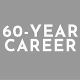 60-Year Career