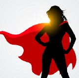 Be Your Own Super Hero!