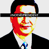 Xi's Not My President