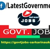 Latest Govt Jobs Updates